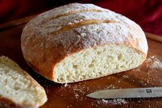 Is my bread done?  Internal temperature guide.
