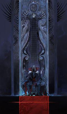 Dracula - Castlevania: Order of Ecclesia