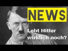 CIA bestätigte Hitlers Flucht schon 1955 ? Braune Ente on! - YouTube