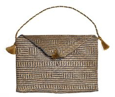 Search Collections Online - Museum of New Zealand Te Papa Tongarewa Flax Weaving, Maori Designs, Basket Bag, Weaving Patterns, Weaving Techniques, Kite, Louis Vuitton Damier, Woven Bags, Reusable Tote Bags