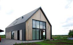 Loft House, Dream Studio, Scandinavian Style, Exterior Design, Modern Farmhouse, Bungalow, Barn, House Design, Houses