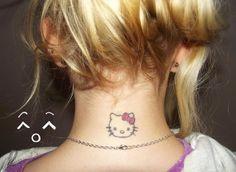 hello kitty tattoos - Google Search