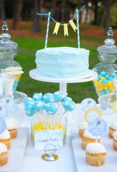 Kite Themed 2nd Birthday Party - Kara's Party Ideas - The Place for All Things Party