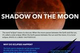 How to Observe the Moon: Tips for 2014's First Lunar Eclipse | Space.com