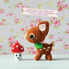 With easy-to-make patterns for amigurumi dolls and accessories, Hello Kitty Crochet lets you handcraft all your Sanrio favorites, from Deery-Lou, My Melody and Badtz-Maru to Keroppi, Chococat and Little Twin Stars. Whether you're a seasoned crocheter or have never picked up a hook, you'll find helpful tips and how-to's for creating kawaii crafts.