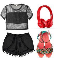 #black#red