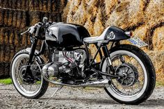BMW R 100 RS del 77' by Retro Custom Bikes