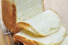 鹽檸檬奶油麵包。麵包機