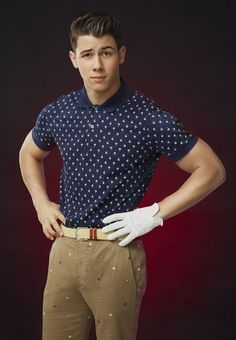 Nick Jonas as Boone. Screem gueen♦♣♠♥