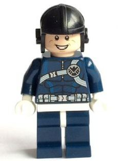 sh188: Shield Agent | Brickset: LEGO set guide and database