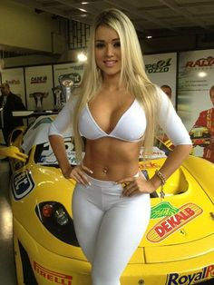 race girl: Click for more....