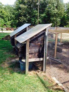 Chicken coop ideas 2015 Auburn