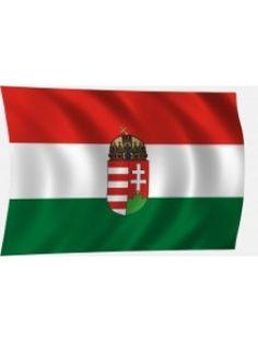 Címeres magyar zászló Flag, Country, City, Hungary, Budapest, Google, Rural Area, Cities, Science