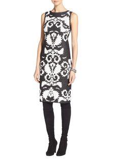 Layla Knit Sheath Dress