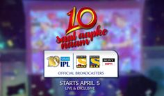 The IPL 2017 anthem has been launched by Sony Max — the official broadcaster of the Indian Premier League (IPL) on Wednesday — and it showcases the celebratory mood and tribute to the IPL fans ahead of the landmark tenth edition of the Indian cricket competition. The song celebrates ten years of IPL and hasContinue Reading →