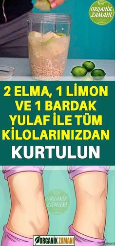 2 Elma, 1 Limon ve 1 Bardak Yulaf İle Fazla Kilolarınızdan Kurtulun – Diyet Yemekleri – Las recetas más prácticas y fáciles Gut Health, Health Tips, Belly Pooch Workout, Spa Deals, Vegan Nutrition, Fitness Tattoos, Homemade Beauty Products, Recipe For 4, Natural Cures