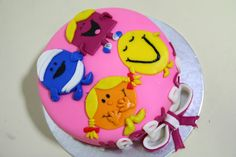 Life is too short, Eat Desserts: Mr Happy Cake