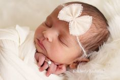 Natural newborn baby girl pictures photography session white ivory cream neutral with linen bow and diamond ring Newborn Pics, Newborn Pictures, Baby Girl Newborn, Newborn Photography, Photography Ideas, Baby Girl Pictures, Little Princess, Future Baby, Baby Dolls