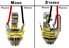 Wiring Example - Annotated