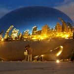 Trip Advisor - recommended places to visit in Chicago: Cloud Gate (The Bean)
