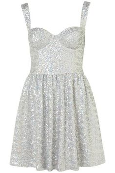 Disco Sequin Prom Dress - yes! please get this one! actually lets immediately replace all your bridesmaids dresses so i can wear this one  $160.00