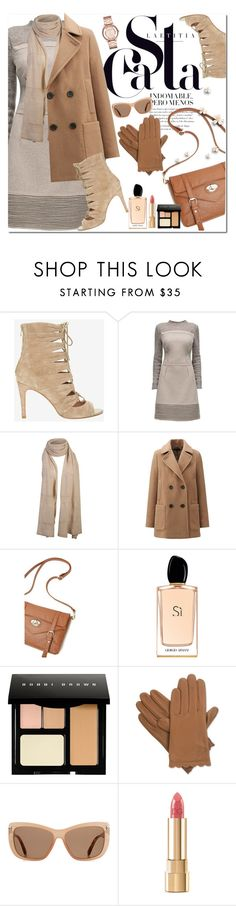 """LATTORI"" by oshint ❤ liked on Polyvore featuring Joie, Lattori, Uniqlo, Giorgio Armani, Bobbi Brown Cosmetics, Isotoner, Tom Ford, Dolce&Gabbana, Marc by Marc Jacobs and lattori"