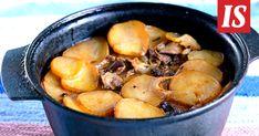 Kermainen merimiespata - Reseptit - Ilta-Sanomat Pot Roast, Potatoes, Vegetables, Ethnic Recipes, Koti, Carne Asada, Roast Beef, Potato, Vegetable Recipes