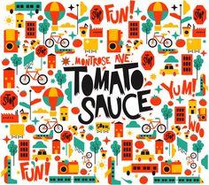 tomato sauce illo