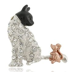 Ever Faith Austrian Crystal Animal Lovely Brooch Silver-Tone A11439-3 Ever Faith http://www.amazon.co.uk/dp/B00MC75U4A/ref=cm_sw_r_pi_dp_NECUvb0ZJAXPB