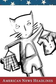 'Big Fish' Author Daniel Wallace Releases New Book, 'The Cat's Pajamas' #CatsPajamas #DanielWallace #artnews