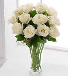 white roses my favorite