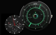 New interactive Android Wear watch faces + Google Translate on your wrist.. #smartwatch #androidwear
