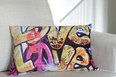 Love-tyynynpäällinen / Eurokangas