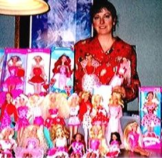 When February rolls around each year, one of the sure signs that Valentine's Day is approaching is the dolls that begin to pop up in grocery stores, toy stores and drug stores with a Valentine theme.