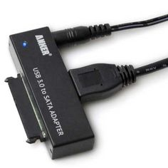 Recensione adattatore esterno USB a SATA per HDD e unità SSD