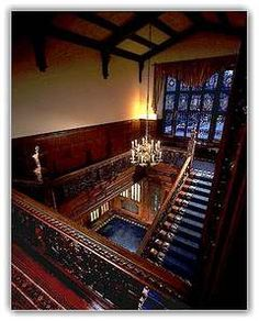 University Of Michigan Dearborn Relinquishes Ownership Of Henry Ford Estate Michigan Cottage Modern Staircase Historic Homes