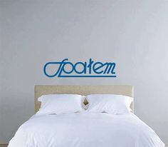 Co sądzicie? Bedroom Wardrobe, House Painting, Painting Inspiration, Bed Pillows, Pillow Cases, Wall, Etsy, Furniture, Design