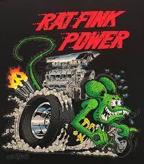 Image result for rat fink