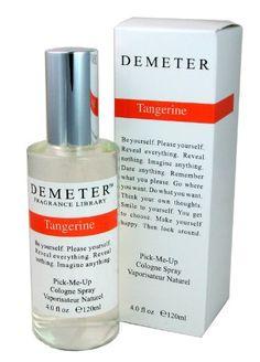 Demeter Tangerine by Demeter Cologne Spray, 4 Ounce (bestseller)