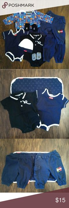 Hospitable Boys 12-18 Months Trousers Jeans Joggers Next Mini Club