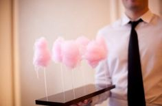 sophisticated candy floss!