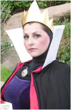 My daughter made me this Evil Queen costume...  Best costume ever!!! :)    Lisa's Lair | Lisa Kessler Writer's Short Fiction, News, and Happenings