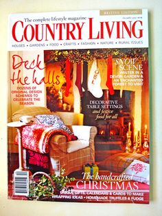Country Living Uk Magazine