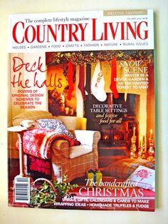 Country Living UK Magazine