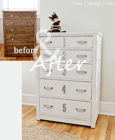 Such a great idea for kids...it's in drawer #4!