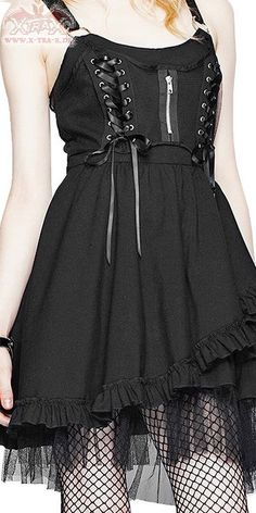 Hell Bunny  Minidress 'Iva'    Reminds me of a rivet dress I used to own. :(