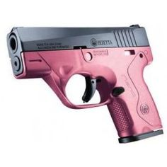 Beretta NANO Sub Compact Polymer Pink & 2 Mags 3 Dot - New River Sports - America's largest online firearms and accessories mall. Rifles, River Sports, Camo Guns, Pink Guns, Street Fights, New River, Thing 1, Guns And Ammo, Concealed Carry