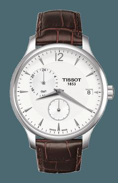 <em>TISSOT</em> TRADITION GMT/T063.639.16.037.00
