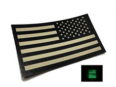 "3.5"" x 2"" Reversed Tactical INFRARED REFLECTIVE US FLAG (... https://www.amazon.com/dp/B071NW4D52/ref=cm_sw_r_pi_dp_x_bX2gzbP9DFBRE"