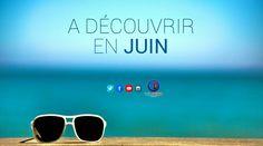 NEWS   - Un NOUVEAU #SITE - Un NOUVEAU #LOGO - De NOUVEAUX #SERVICES  ➡ Voici ce qui vous attend en JUIN !